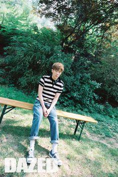 Sung Gyu - Dazed and Confused Magazine July Issue '15 Infinite Members, Kim Song, Kim Myungsoo, Dazed Magazine, Dong Woo, Kim Sung Kyu, Nam Woo Hyun, Korean K Pop, Best Kpop