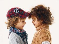 Coleção Infantil de Inverno Benetton