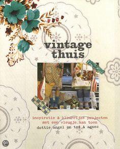 bol.com   Vintage thuis, Dottie Angel & Ted   9789023013907   Boeken