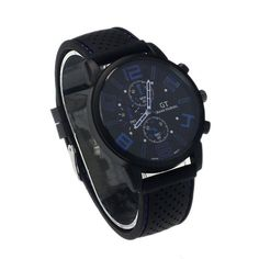 To give from your heart, is a way of life Analog  Quartz  M... Check it out here  http://sitajoy.com/products/analog-quartz-mens-watch?utm_campaign=social_autopilot&utm_source=pin&utm_medium=pin
