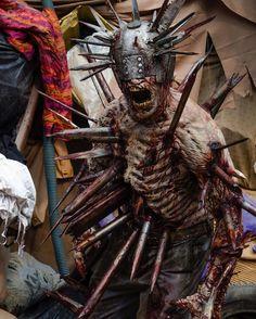 The Walking Dead - Greg Nicotero (@gnicotero)