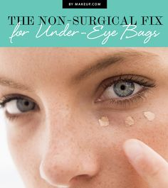 Fix those under eye bags, without going under the knife! Under eye circles can really dampen your day, but lucky for you we have the quick fix. Here's how to get rid of them!