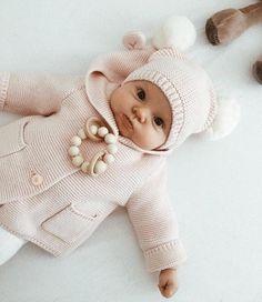 vind-ik-leuks, 30 reacties - Fashion Kids An. fashionkids : vind-ik-leuks, 30 reacties - Fashion Kids An. So Cute Baby, Cute Baby Clothes, Cute Babies, Pretty Baby, Winter Baby Clothes, Cute Baby Outfits, French Baby Clothes, Knitted Baby Outfits, Baby First Outfit