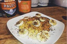 PANCAKE CRAZY Peanut Butter Breakfast, Cashew Butter, Recipe Using, Pancakes, Paleo, Gluten Free, Vegan, Recipes, Food