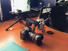 Dual Camera Vlog Setup #Videography