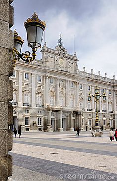Royal Palace, Madrid by Dennis Dolkens. What A Beautiful World, Beautiful Places, Madrid Espana, Best Hotels In Madrid, Madrid Travel, Neoclassical Architecture, Greek Isles, Royal Palace, Holiday Destinations