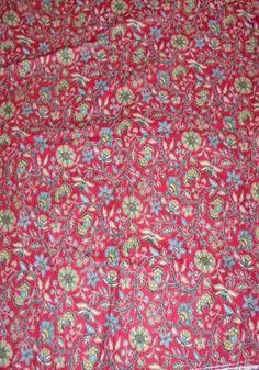 Kain Batik Katun Prima [1243-Merah]
