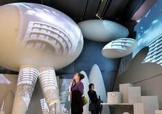Dutchville: permanent exhibition in Nai, Rotterdam, Netherlands