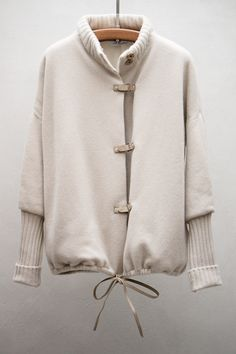 bliss blog - i heart monday:: LAMBERTO LOSANI   OUTDOOR JACKET at heist