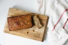 Recept // Gezond bananenbrood #nosugar