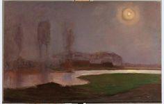 Piet Mondriaan - Zomernacht, 1907