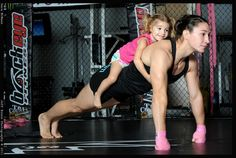 Trent Goodale is Female MMA Sara McMann' boyfriend (