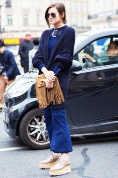 #shoes #plataformas #zapato #woody #isabelmarant #lookoftheday #fashionweek