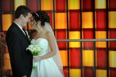 Colorful Wedding Backdrop by A Magic Moment - mazelmoments.com