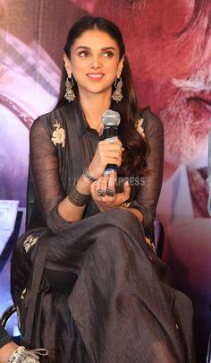 Aditi Rao Hydari at a #Wazir screening. #Bollywood #Fashion #Style #Beauty #Hot #Desi #Cute