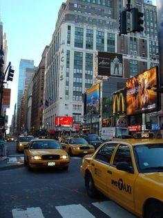New York!! #startspreadingthenews New York City, Times Square, Travel, Viajes, New York, Destinations, Traveling, Nyc, Trips