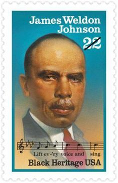 James Weldon Johnson (Lift Every Voice and Sing)