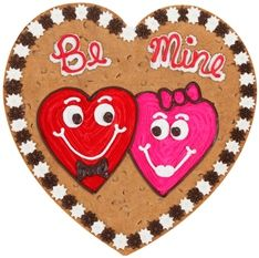 Don't forget to order a cookie cake for your Valentine from Great American Cookie!