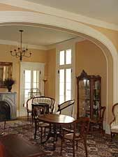 arched room dividers