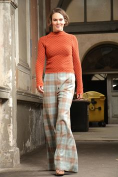 the new Marlene from the wonderful pure wool from Johnstons of Elgin
