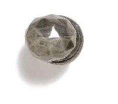 Modern Objects Faceted Cabinet Knob (Small) from Cabinet Knobs and More
