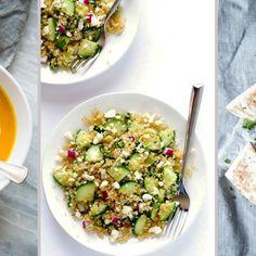 Der Magen knurrt und ihr möchtet am liebsten sofort etwas Leckeres essen? Mit unseren fixen Gerichten startet ihr entspannt und lecker in den Abend...