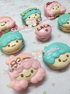【Handmade】★Macaron ★ #LittleTwinStars
