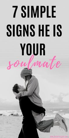 Were you meant to be together? Is he your soulmate? Could he be your perfect match? These 7 small and little-known signs he is your soulmate and perfect match will help you find out if you've found The One Man for you. Signs he is The One/ Signs he is your soulmate/ Signs he is your perfect match/ Signs you are meant to be together/ True love signs/ Relationship goals/ Relationship advice/ #RelationshipTips #RelationshipAdvice/ #SoulmateSigns #PerfectMan Healthy Relationship Tips, Relationship Coach, Relationship Advice Quotes, Relationship Challenge, Dating Advice, Meeting Your Soulmate, Finding Your Soulmate, Signs He Loves You, Soulmate Signs