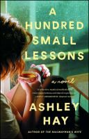 Buy A Hundred Small Lessons: A Novel by Ashley Hay and Read this Book on Kobo's Free Apps. Discover Kobo's Vast Collection of Ebooks and Audiobooks Today - Over 4 Million Titles! Great Books, New Books, Books To Read, Literary Fiction, Book Club Books, Audiobooks, Novels, This Book, Author