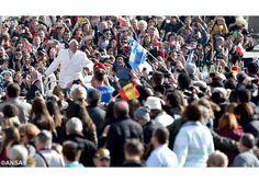 """Catequesis del Papa Francisco: """"El poder es servicio"""" - Radio Vaticano"""