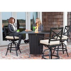I Found A Wilson Amp Fisher Stoneridge High Top Patio Dining