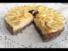 Recepty bez cukru - YouTube Make It Yourself, Fit, Desserts, Tailgate Desserts, Deserts, Shape, Postres, Dessert