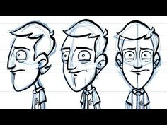 How to Draw a Character Turnaround - YouTube Playlist How to draw http://www.youtube.com/playlist?list=PL836C92C18EEB374E