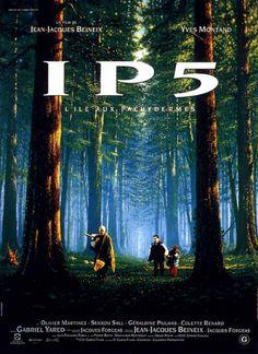 IP5: L'île aux pachydermes (1992) - Jean-Jacques Beineix - Yves Montand, Olivier Martinez