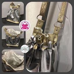 Izzie créations sur Instagram: Sac bandoulière réglable doré /argenté #sac #sacbandouliere #izziecréations #sacsimilicuir #similicuir #sacôtin #sacotin #sacotinaddict…