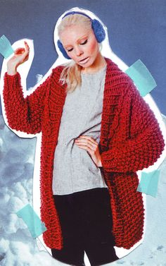 Zermatt Cardigan - Buy Wool, Needles & Yarn Strickjacken - Buy Wool, Needles & Yarn Stricksets | WE ARE KNITTERS