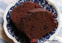 Ελβετικό κέικ σοκολάτας Candy Recipes, Sweet Recipes, Dessert Recipes, Cake Cookies, Cupcake Cakes, Cupcakes, Greek Cake, Polish Desserts, Chocolate Fudge Frosting