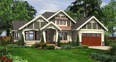 Brownstone House Plan - 3247- 4 bdr
