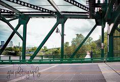 Columbus Road Bridge Cleveland, Ohio  #_gra_photography