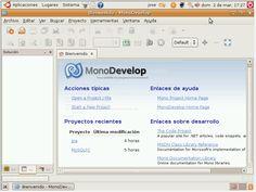 Programando Aplicaciones para Windows y Linux Mono Framework + MonoDevelop + MySQL