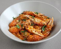 Sweet and Sour Crab Claws - Easy Recipes at RasaMalaysia.com