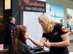 Mandarine oli mukana Hansan Hyvinvoinnin päivässä 25.4.2015
