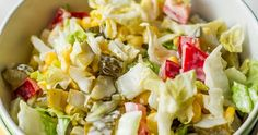 Piękne zdjęcia przeplatają się na blogu ze sprawdzonymi przepisami na: Boże Narodzenie, Wielkanoc, urodziny, rodzinne spotkania, itd. Pasta Salad, Potato Salad, Potatoes, Cooking Recipes, Ethnic Recipes, Food, Crab Pasta Salad, Potato, Chef Recipes