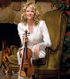 Natalie MacMaster:  This is my favourite Celtic fiddle player.