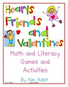 With February comes hearts, friendship and valentines. This packet contains over 60 pages of valentine games and activities that teach vowel sorts. Valentine Games, Valentines Day Party, Cvc Words, Sight Words, Toddler Activities, Learning Activities, Holiday Classrooms, Classroom Ideas, Friendship Activities