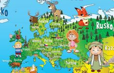 mapa světa - Hledat Googlem Continents, Family Guy, Education, World, Children, Fictional Characters, Science, School, Syria