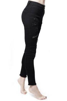 Women's Bottoms | Jeans, Leggings, Skirts & Shorts | Killstar Short Skirts, Mini Skirts, Goth Skirt, Gothic Leggings, Women's Bottoms, Jeans Leggings, Shorts, Capri Pants, Dress Up