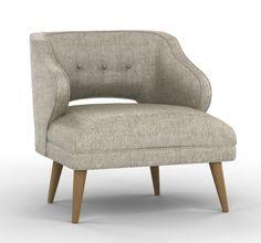 DwellStudio Mallory Chair | lounge