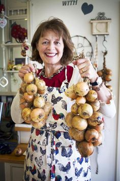Our gardener Carmel Hayes shares her recipe for French onion soup and updates us on life in the veggie plot Onion Soup, French Onion, Veggies, Gardening, Recipes, Life, Food, Onion Soup Meatloaf, Vegetable Recipes