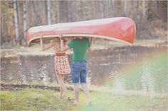 camping theme of pictures from this website is something fun we could try!